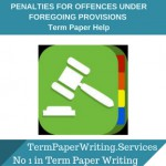 PENALTIES FOR OFFENCES UNDER FOREGOING PROVISIONS