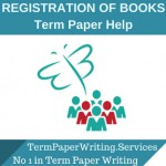 REGISTRATION OF BOOKS