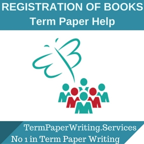 REGISTRATION OF BOOKS Term Paper Help