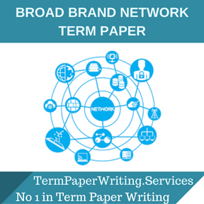 BROAD BRAND NETWORK TERM PAPER