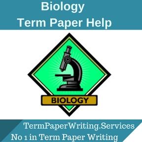 Biology Term Paper Help