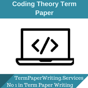 Coding Theory Term Paper