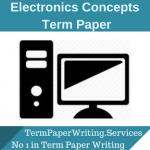 Electronics Concepts