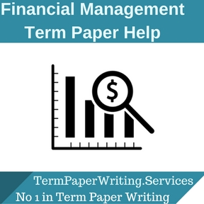 Help with finance paper