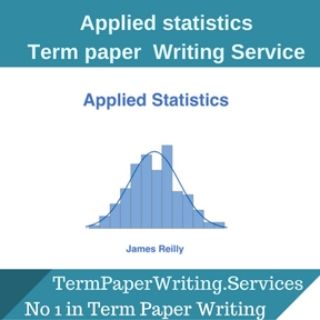 Applied statistics term paper Writing Service