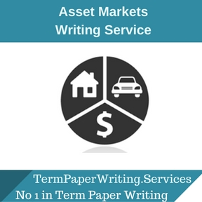 Asset Markets Writing Service