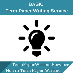 BASIC Term Paper Writing Service