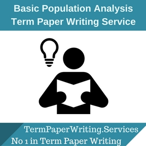 Basic Population Analysis Writing Service