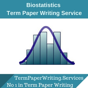 Biostatistics term paper Writing Service
