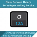 Black Scholes Theory