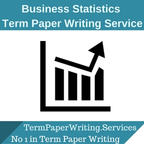Business Statistics Term Paper Writing Service