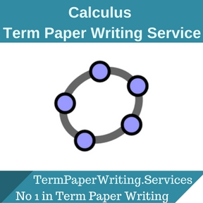 Calculus Term Paper Writing Service