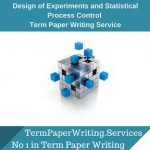 Design of Experiments and Statistical Process Control
