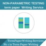 NON-PARAMETRIC TESTING