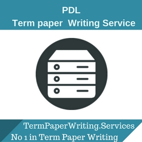 PDL term paper Writing Service