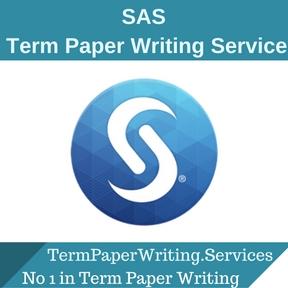 SAS term paper Writing Service