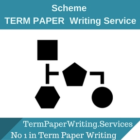 Scheme term paper Writing Service