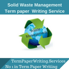 essay on production and management of waste Play your part efficient and effective waste management is best achieved at household levels if every person gets involved, we can have a powerful effect on the our environment in a positive way.