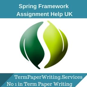 Spring Framework Assignment Help UK