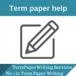 Term paper help