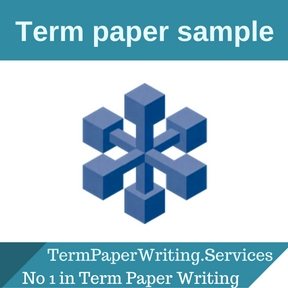 Term paper sample