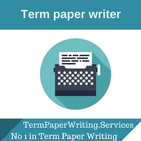 Term paper writer