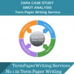 ZARA CASE STUDY SWOT ANALYSIS
