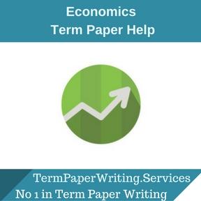 Economics Term Paper Help
