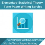 Elementary Statistical Theory