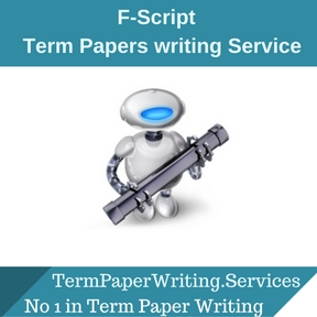 paper term writer Specialists of this term paper writing service know how to write a perfect paper and get you just the mark you want place your order now, and we'll start working asap.