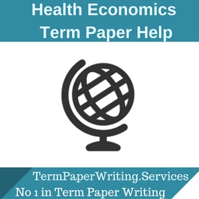 Health Economics Term Paper Writing Service