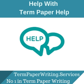 Help with term papers