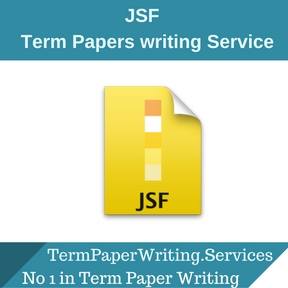 JSF Term Paper Writing Service