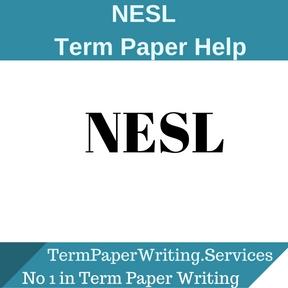 NESL Term Paper Help