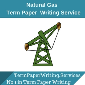 Natural Gas Term Paper Writing Service